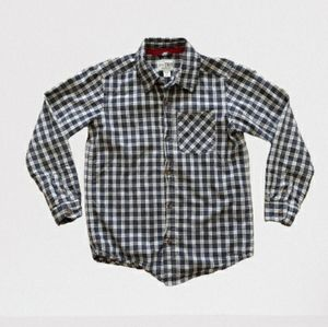 The Children's Place Button Checkered Shirt